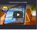 Portable Hybride HP Elite x2 G4 - Tablette - avec clavier détachable - Core i5 8265U / 1.6 GHz - Win 10 Pro 64 bits - 8
